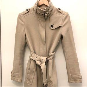 Burberry Brit Rushworth Wool Coat